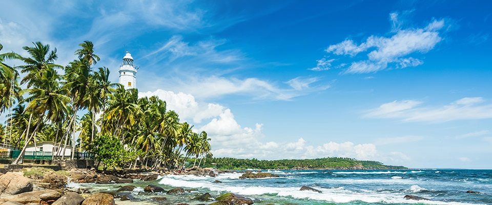 Top sites for visiting Sri Lanka